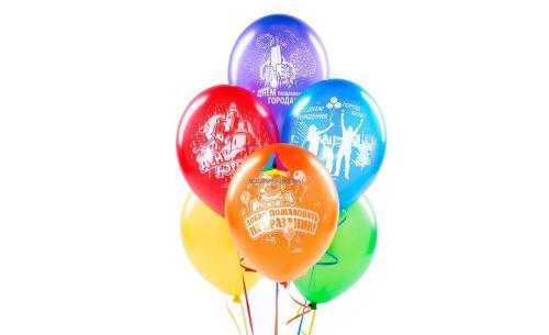 шарик день города